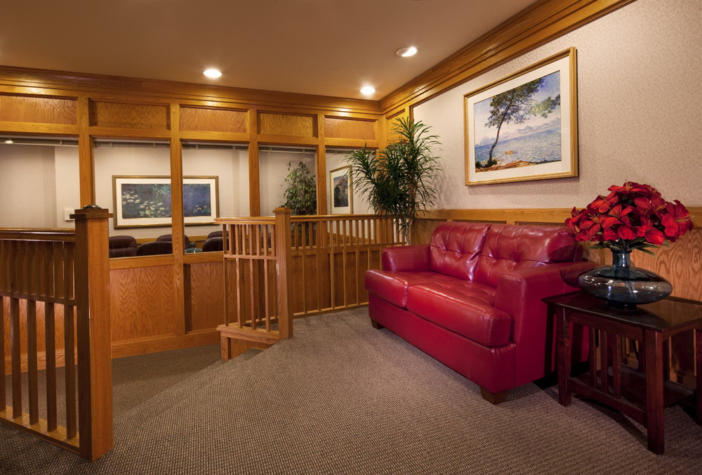 Upscale Lobby
